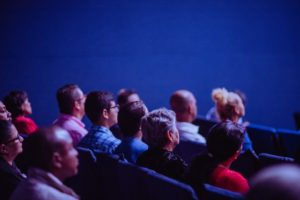 Das Publikum im Blick