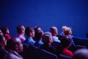 Das Publikum imBlick