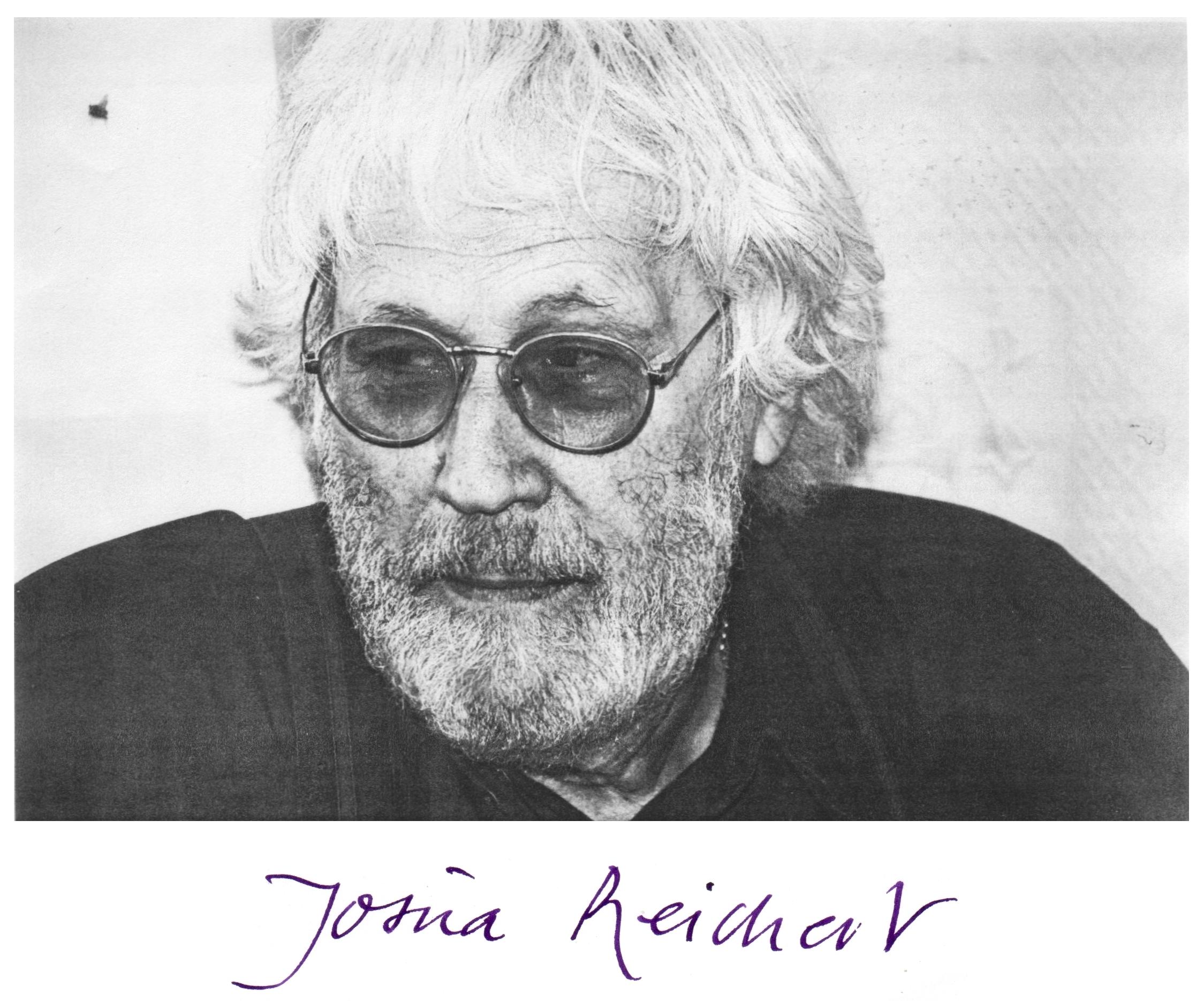 Josua Reichert: der Drucker auf Italienreise