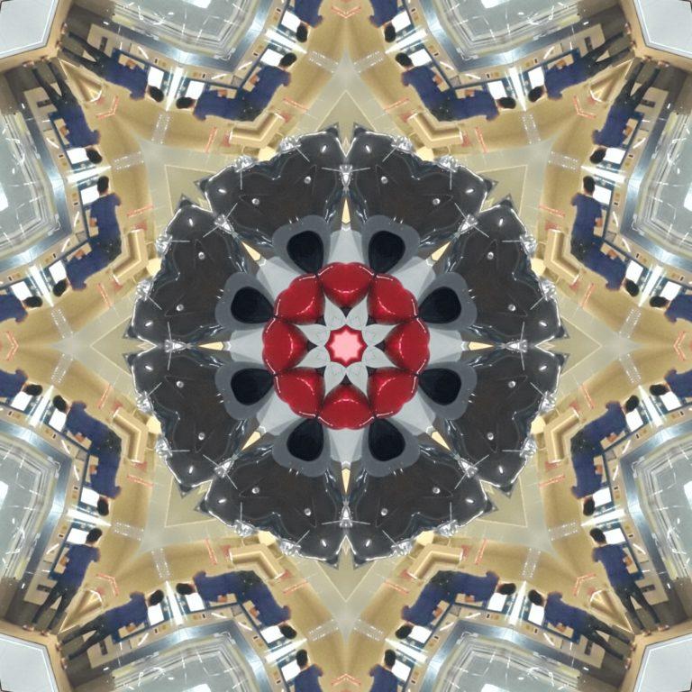 Das Kaleidoskop der Bilder