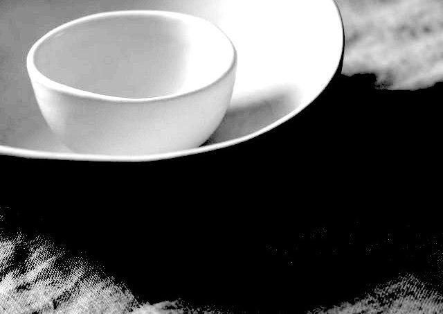 Die Trauer der Teeschalen