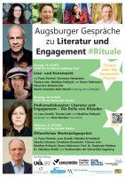 Augsburger Gespräche zu Literatur und Engagement 2020 #Ritual