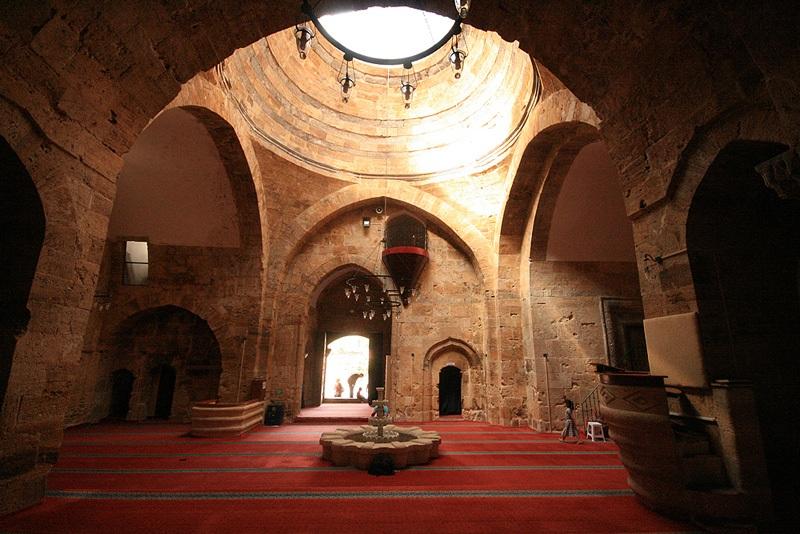 Innere der Moschee 2