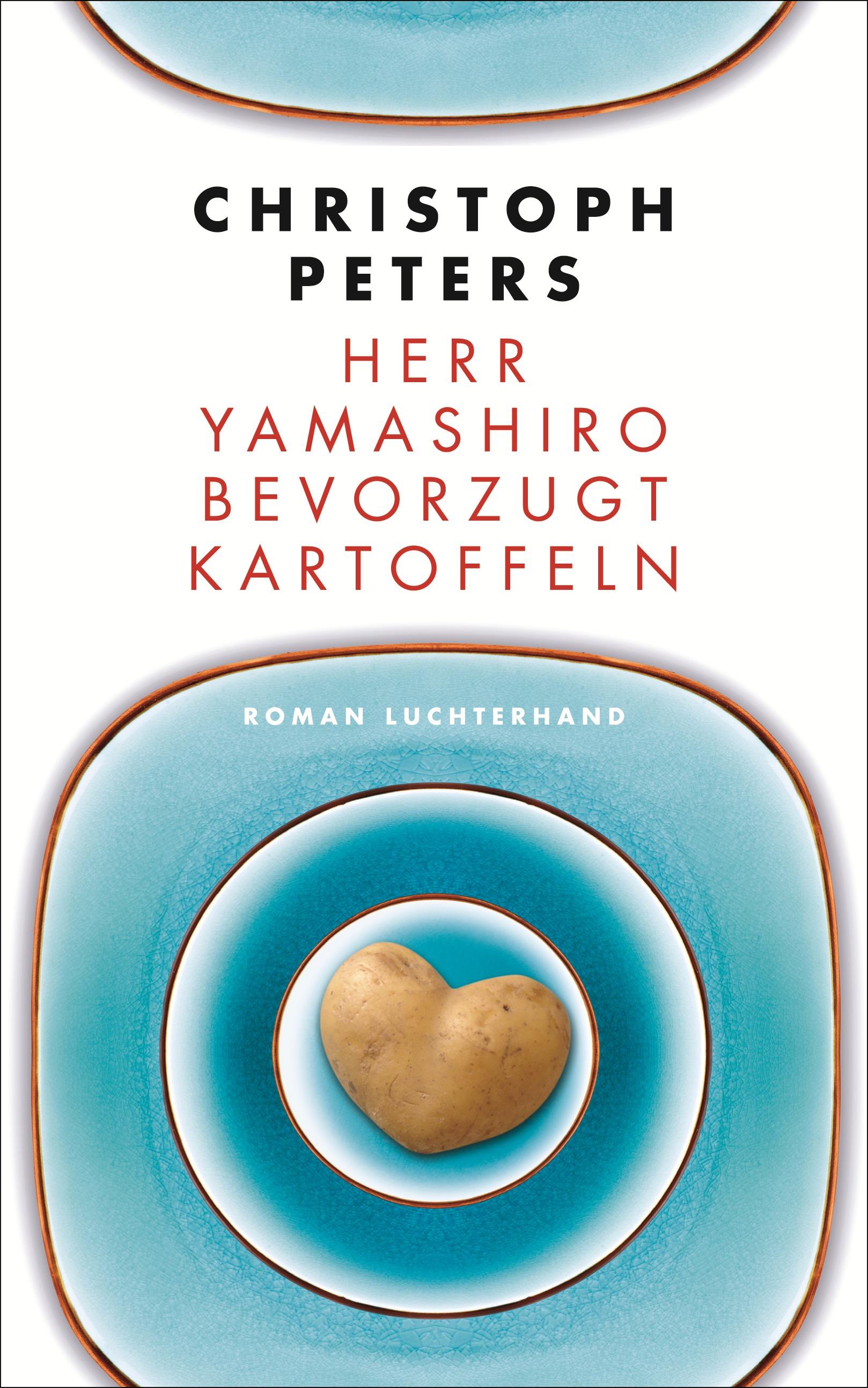 Buchcover Herr Yamashiro bevorzugt Kartoffeln